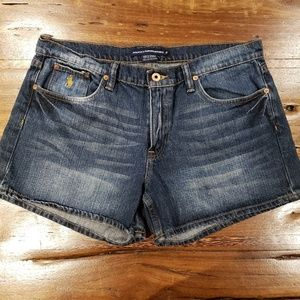 Ralph Lauren Sport Denim Jean Shorts 12